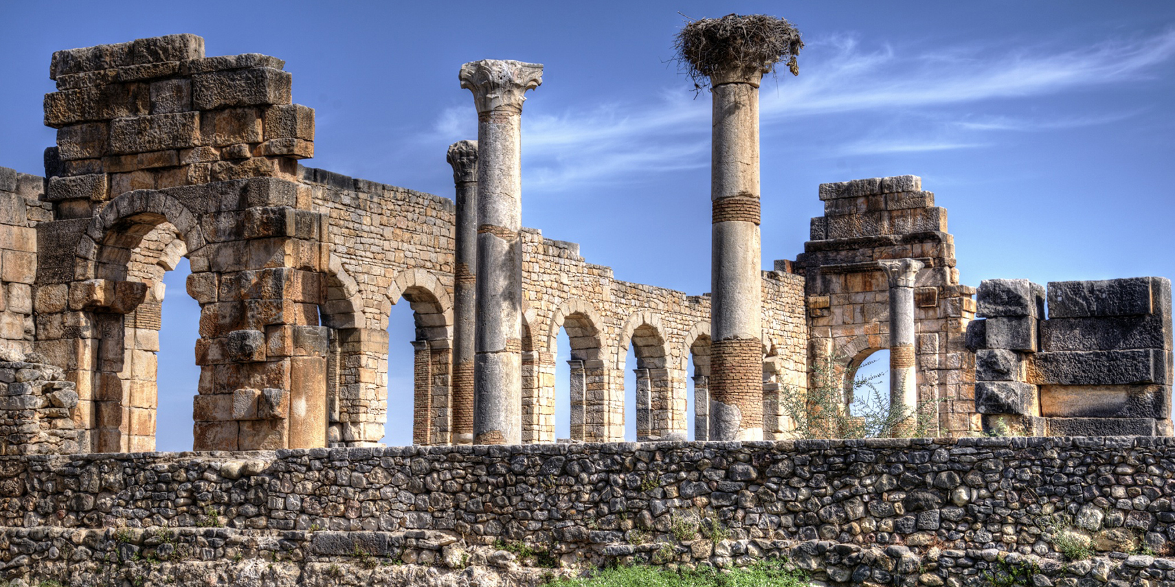 Volubilis / Moulay Idriss